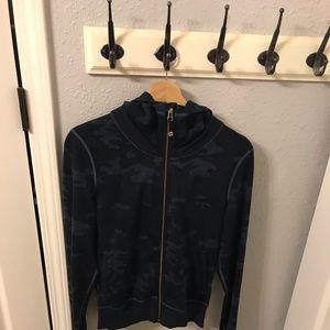 Lululemon Camouflage Jacket Size 8